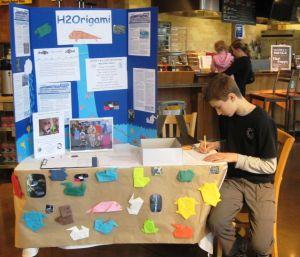 blog h2O origami projekt 7